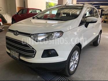 Foto venta Auto usado Ford Ecosport TREND MT (2016) color Blanco precio $196,000
