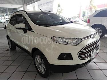 Foto venta Auto usado Ford Ecosport TREND MT (2017) color Blanco precio $235,000