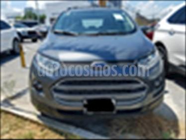 Foto Ford Ecosport TREND MT usado (2016) color Gris Oscuro precio $185,000