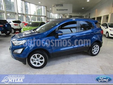 Foto venta Auto Seminuevo Ford Ecosport TREND MT (2018) color Azul precio $278,000