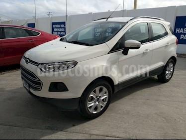 Foto venta Auto Seminuevo Ford Ecosport TREND TA 2.L (2015) color Blanco precio $220,000