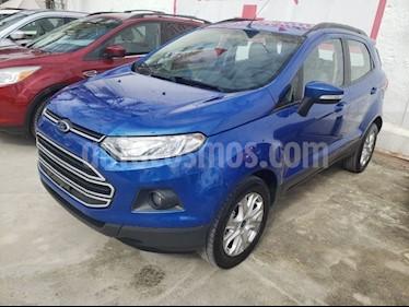 Foto venta Auto Seminuevo Ford Ecosport TREND TA (2015) color Azul precio $229,000