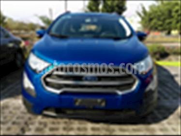 Ford Ecosport TREND TM 2.0L usado (2018) color Azul Electrico precio $235,000