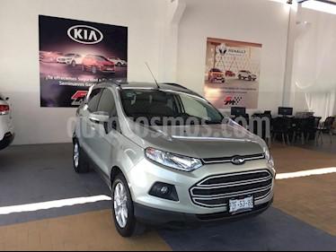 Foto venta Auto Seminuevo Ford Ecosport Trend (2017) color Arena precio $235,000