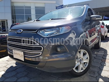 Foto venta Auto usado Ford Ecosport Trend (2017) color Gris Mercurio precio $245,000