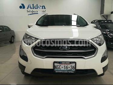 Foto venta Auto usado Ford Ecosport Trend (2018) color Blanco precio $269,000
