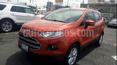 Foto venta Auto Seminuevo Ford Ecosport Trend (2017) color Naranja precio $240,000
