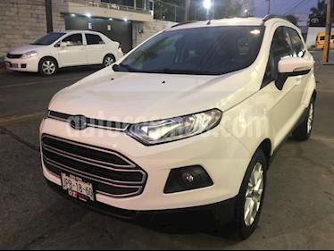 Foto venta Auto usado Ford Ecosport Trend (2017) color Blanco Diamante precio $249,000