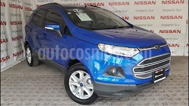 Foto venta Auto usado Ford Ecosport Trend (2015) color Azul Dinamico precio $190,000