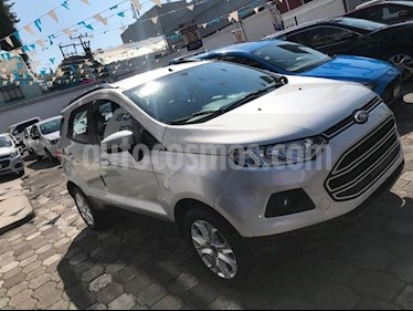 Ford Ecosport Trend usado (2016) color Plata precio $224,500