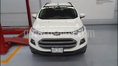 Foto Ford Ecosport Trend usado (2017) color Blanco precio $209,000