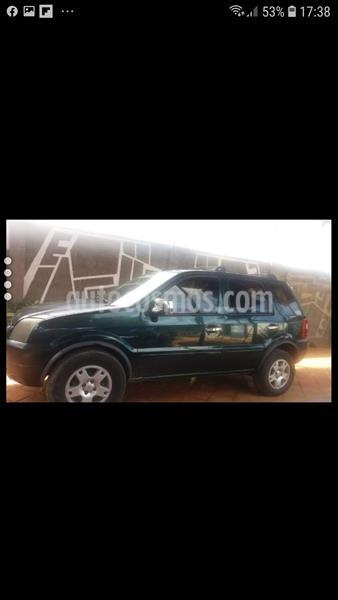 Ford Ecosport Automatica 4x2 usado (2005) color Verde precio u$s1.650