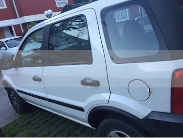 Ford Ecosport XLS 1.6L usado (2005) color Blanco precio $4.000.000
