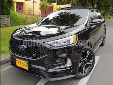 Ford Edge ST 2.7L AWD usado (2019) color Negro precio $140.900.000