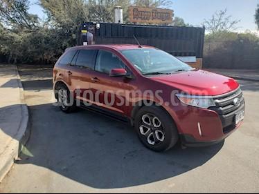 Ford Edge 2.0L SEL Ecoboost 4x2 usado (2014) color Rojo precio $8.500.000