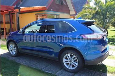 Foto Ford Edge 2.0L SEL Ecoboost 4x2 usado (2018) color Azul Metalico precio $17.000.000