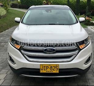 Foto Ford Edge 3.5L Titanium  usado (2017) color Blanco precio $103.000.000