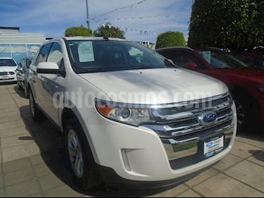Foto venta Auto Seminuevo Ford Edge 5 PTS. SEL, TA (2013) color Blanco Platinado precio $225,000