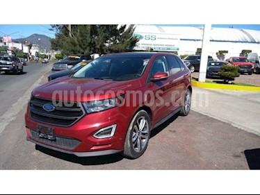 Foto venta Auto usado Ford Edge 5 PTS. SPORT, V6, TA, PIEL, QC, DVD, ALERON (2017) precio $530,000