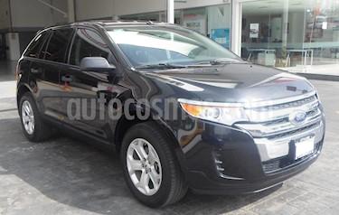 Foto venta Auto Seminuevo Ford Edge 5p SE V6/3.5 Aut (2014) color Negro precio $219,000