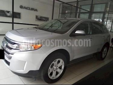Foto venta Auto usado Ford Edge 5p SEL V6/3.5 Aut (2013) color Plata precio $205,000