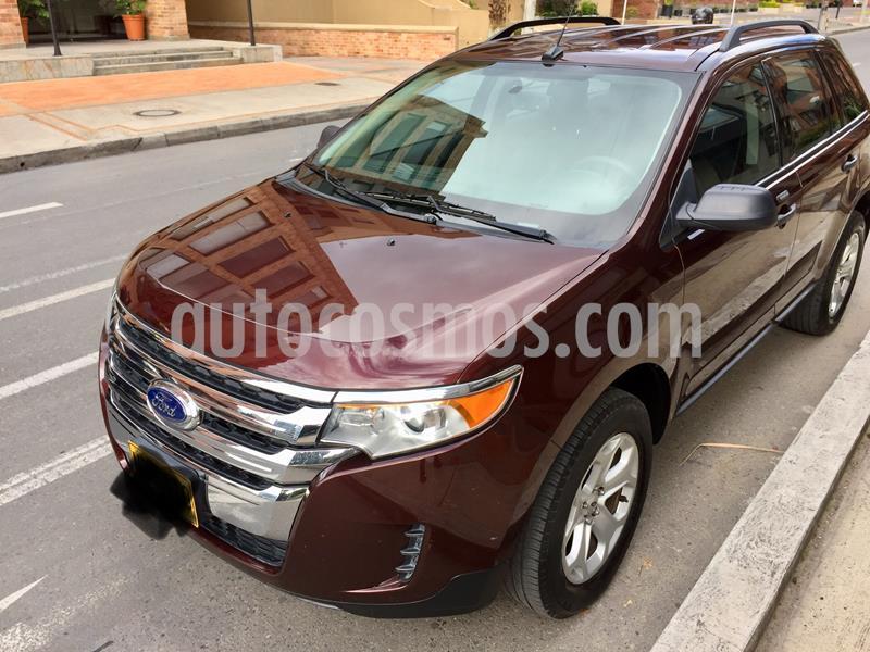 Ford Edge Limited 3.5L Aut usado (2012) color Marron precio $51.000.000