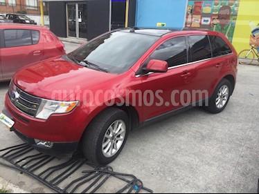 Ford Edge Limited 3.5L Aut usado (2010) color Rojo Burdeos precio $34.990.000