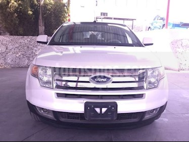 Foto venta Auto usado Ford Edge EDGE 3.5 LIMITED V6 PIEL SUNROOF AT 5P (2011) color Blanco precio $190,000