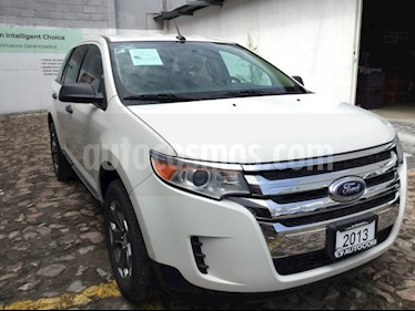 Foto Ford Edge EDGE SE FWD AT usado (2013) color Blanco precio $205,000