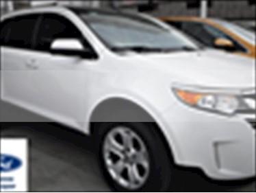 Ford Edge LIMITED  3.5L V6 PIEL SUNROOF usado (2014) precio $275,000
