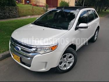 Foto venta Carro usado Ford Edge Limited 3.5L Aut  (2013) color Blanco precio $59.900.000