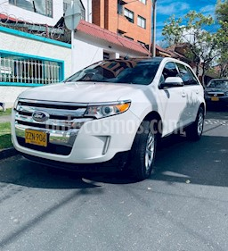 Ford Edge Limited 3.5L Aut  usado (2014) color Blanco precio $68.000.000