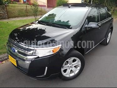 Foto venta Carro Usado Ford Edge Limited 3.5L Aut  (2014) color Negro precio $70.900.000