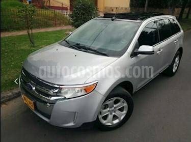 Foto venta Carro usado Ford Edge Limited 3.5L Aut  (2013) color Plata Puro precio $59.900.000