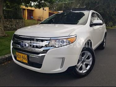 Foto venta Carro Usado Ford Edge Limited 3.5L Aut  (2014) color Blanco precio $69.900.000