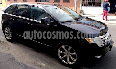 Ford Edge Limited 3.5L Aut usado (2009) color Negro precio $39.000.000