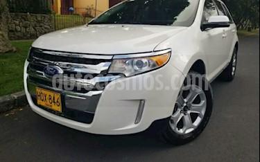 Foto venta Carro usado Ford Edge Limited 3.5L Aut  (2014) color Blanco precio $67.900.000