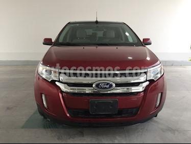 Foto venta Auto usado Ford Edge LIMITED 3.5L V6 PIEL SUNROOF (2013) color Rojo Granate precio $265,000