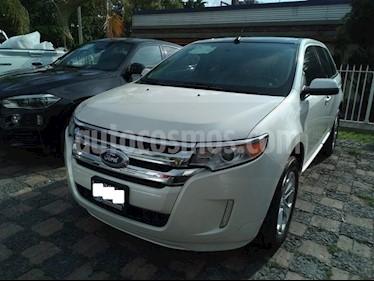 Ford Edge LIMITED 3.5L V6 PIEL SUNROOF usado (2013) color Blanco precio $249,000