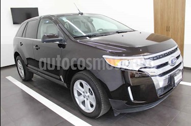 Foto venta Auto usado Ford Edge Limited  (2013) color Negro precio $219,000