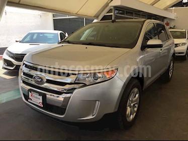 Foto venta Auto usado Ford Edge Limited  (2013) color Plata precio $269,000