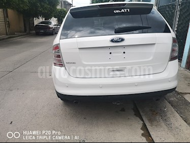 Ford Edge Limited  usado (2010) color Blanco Sueco precio $155,000
