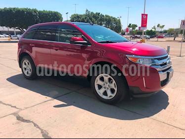 Foto venta Auto usado Ford Edge Limited (2013) color Rojo Rubi precio $269,000
