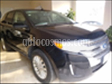 Ford Edge Limited  usado (2011) color Negro precio $210,000