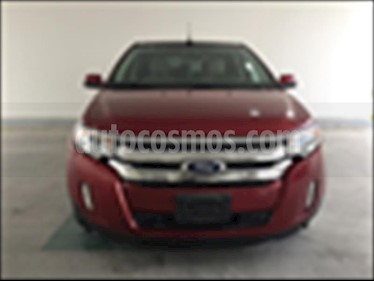 Foto Ford Edge Limited  usado (2013) color Rojo precio $250,000