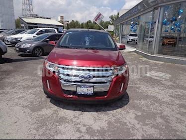 Foto venta Auto Seminuevo Ford Edge Limited  (2013) color Rojo precio $325,000