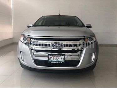 Foto venta Auto usado Ford Edge Limited (2013) color Plata precio $229,900