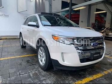 Foto Ford Edge Limited  usado (2013) color Blanco precio $235,000