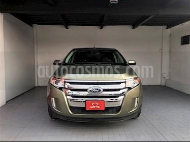 Foto venta Auto usado Ford Edge Limited (2013) color Verde precio $240,000