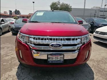 Ford Edge Limited  usado (2013) color Rojo precio $325,000